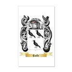 Rolfe 20x12 Wall Decal