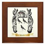 Rolfe Framed Tile