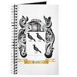 Rolfe Journal