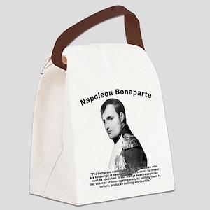 Napoleon Torture Canvas Lunch Bag