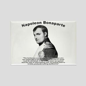 Napoleon Torture Rectangle Magnet