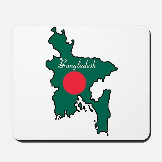 Cool Bangladesh Mousepad