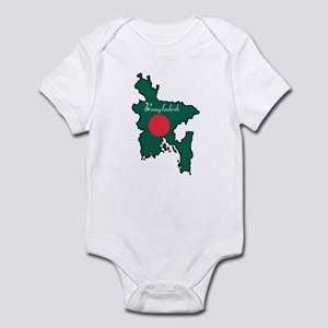 Cool Bangladesh Infant Bodysuit