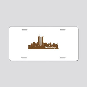 Holacracy Aluminum License Plate