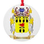 Roizenbaum Round Ornament