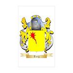 Roig Sticker (Rectangle 50 pk)