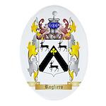 Rogliero Oval Ornament