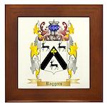 Roggero Framed Tile