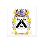Rogger Square Sticker 3