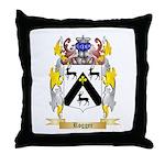 Rogger Throw Pillow