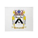 Rogger Throw Blanket