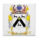 Rogger Tile Coaster
