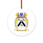 Rogger Round Ornament