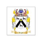 Roget Square Sticker 3