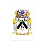 Roget Sticker (Rectangle)