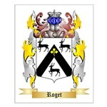 Roget Small Poster