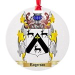 Rogerson Round Ornament