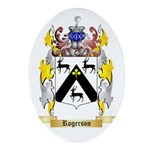 Rogerson Oval Ornament
