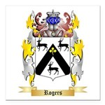 Rogers Square Car Magnet 3