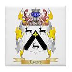 Rogers Tile Coaster
