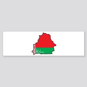 Cool Belarus Bumper Sticker