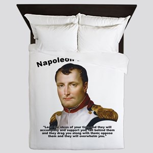 Napoleon Ideas Queen Duvet