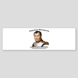 Napoleon Ideas Sticker (Bumper)