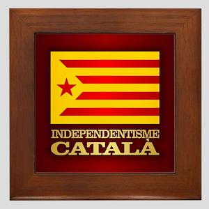 Catalan Framed Tile