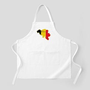 Cool Belgium BBQ Apron