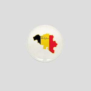 Cool Belgium Mini Button