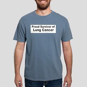 lung4 Mens Comfort Colors Shirt
