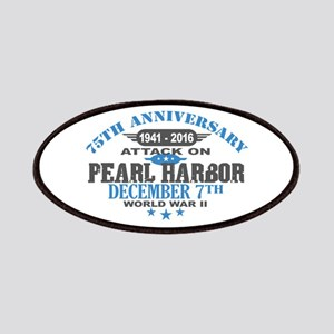 75th Anniversary attack on Pearl Harbor Patch