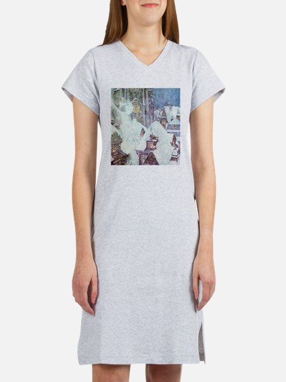 The Snow Queen Women's Nightshirt