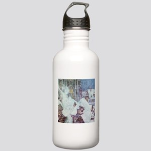 The Snow Queen Stainless Water Bottle 1.0L