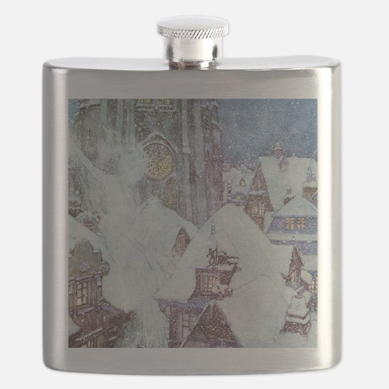 The Snow Queen Flask