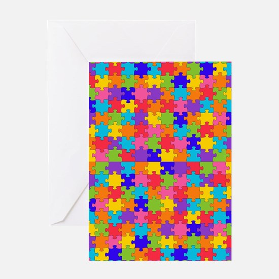 Cute Autistic Greeting Card
