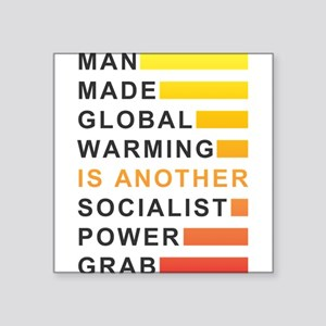 Socialist Power Grab Sticker