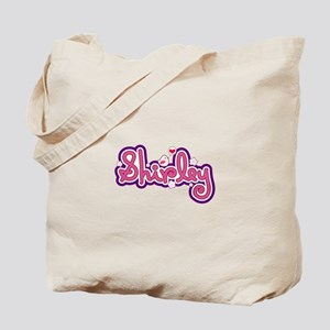 Shirley Name Personalized Tote Bag