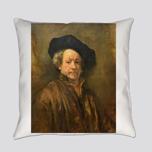 Famous Paintings: Rembrant Self Portrait Everyday