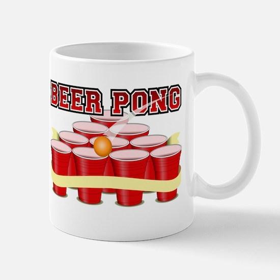 beer pong legend Mugs