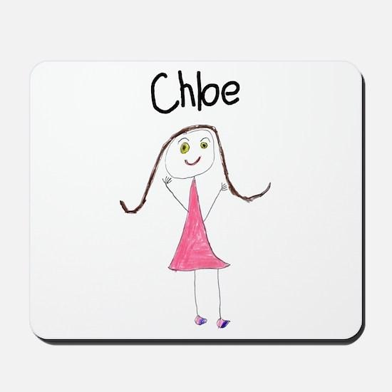 Chloe Mousepad