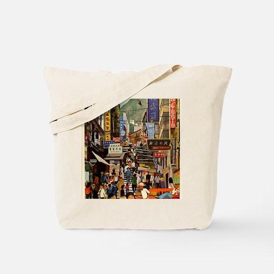 Unique Taipei Tote Bag