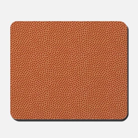 Basketball Texture Mousepad
