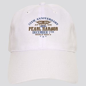 Pearl Harbor Anniversary Baseball Cap