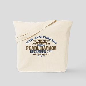 Pearl Harbor Anniversary Tote Bag