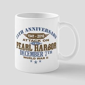 Pearl Harbor Anniversary Mugs