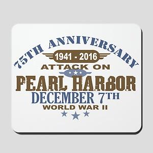 Pearl Harbor Anniversary Mousepad