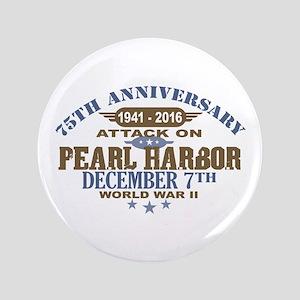 Pearl Harbor Anniversary Button