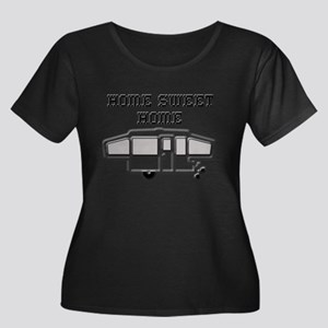 Home Sweet Home Pop U Plus Size T-Shirt