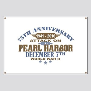Pearl Harbor Anniversary Banner